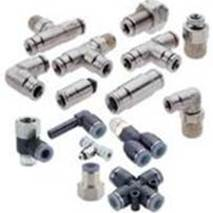 4 Norgren fittings